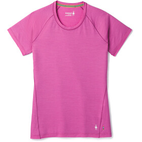 Smartwool Merino 150 Baselayer Pattern Short Sleeve Women Meadow Mauve